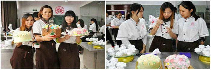 杭州韩式裱花蛋糕培训班_蛋糕裱花培训学校_蛋糕裱花学习