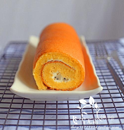 杭州蛋糕培训班:原味蛋糕卷的做法大全
