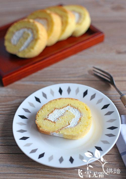 杭州蛋糕培训班:奶油蛋糕卷的做法