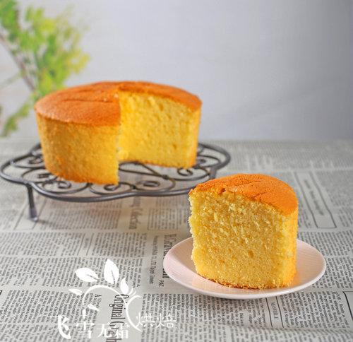 杭州蛋糕培训班:柠檬海绵蛋糕的做法