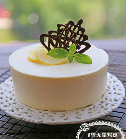 杭州蛋糕培训班:酸奶柠檬慕斯蛋糕的做法