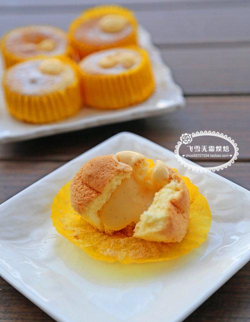 杭州蛋糕培训班:北海道戚风蛋糕的做法