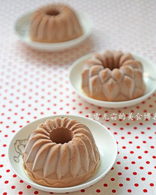 杭州蛋糕培训班:巧克力慕斯的做法