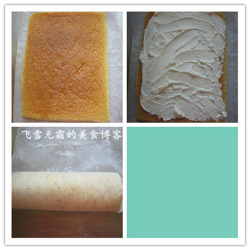 杭州蛋糕培训班推荐:胡萝卜蛋糕卷