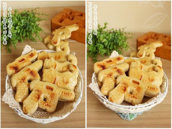 晋式耍耍月饼:三晋独有中秋节专供小朋友的月饼玩具[慧心荷韵]