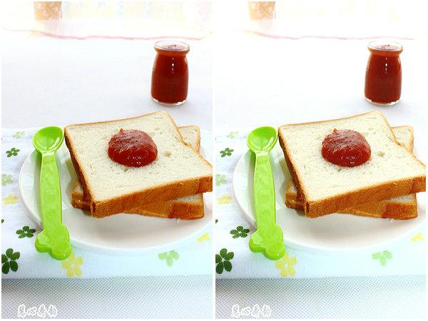 英式苹果酸辣酱佐土司:多图详解异域风情百搭果酱的封存方法[慧心荷韵]