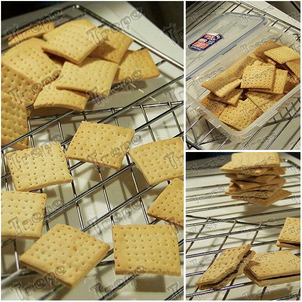 全麦苏打饼干的做法[君之]