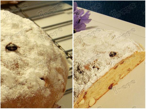 葡萄干杏仁面包的做法:肉桂与杏仁的相遇[君之]