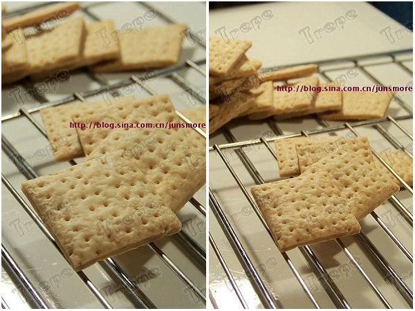 高钙奶盐苏打饼干的做法[君之]