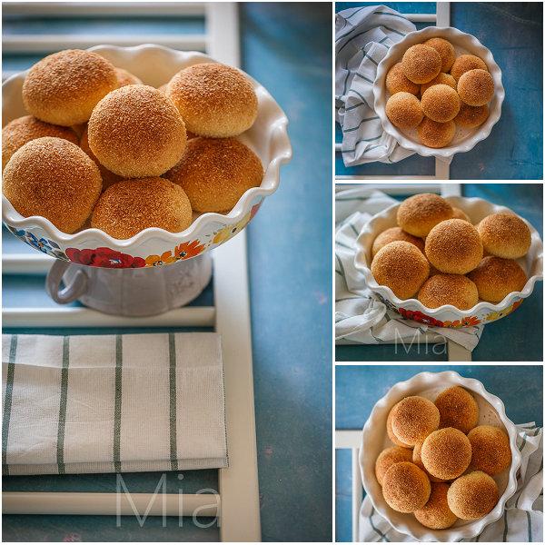 椰蓉奶酥面包的做法[米娅_食味]