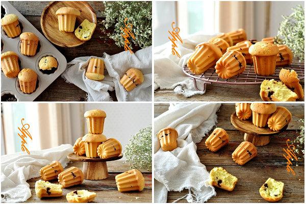 蜜豆夹心海绵蛋糕的做法[苹果小厨]