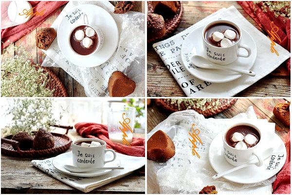 巧克力热饮的做法[苹果小厨]