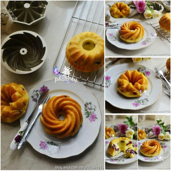 豆沙糯米小蛋糕的做法[舞之灵1027]
