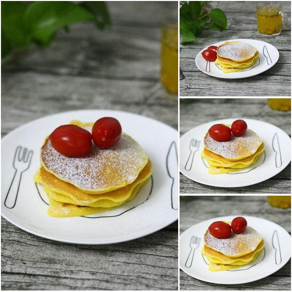 早餐饼鸡蛋饼的做法[黄豆豆的一家]