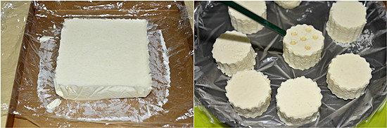 香草巴伐露百香果奶酪蛋糕卷的做法
