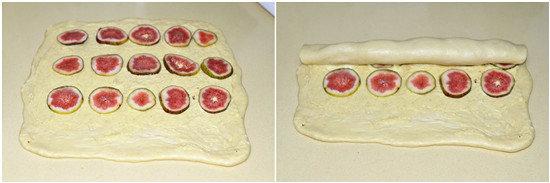 无花果面包卷的做法