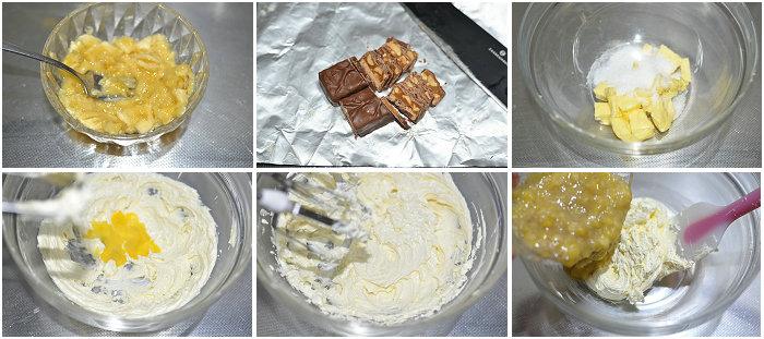 香蕉巧克力麦芬的做法