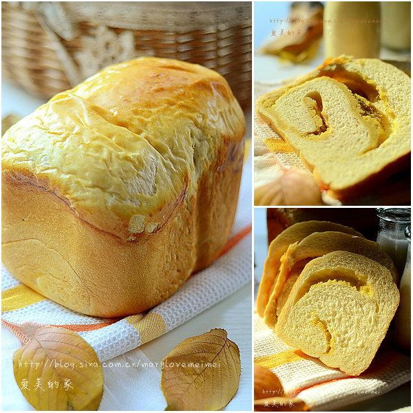 红薯面包的做法[爱美的家]