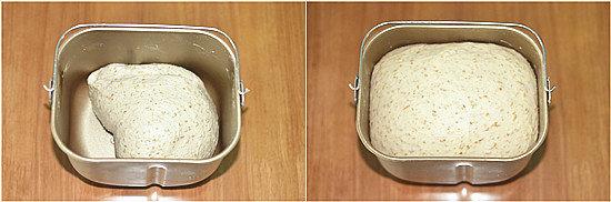 全麦小餐包的做法
