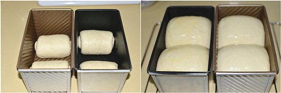 炼奶吐司的做法