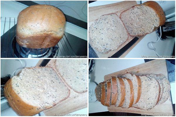 面包机面包的做法[youhaha0的厨房]