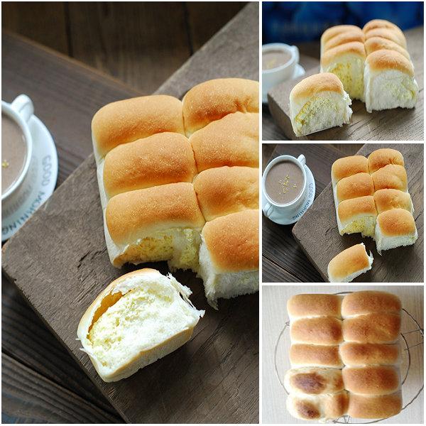 奶酪夹馅小餐包的做法[宅与路上]