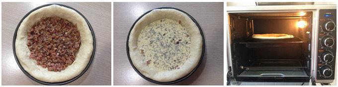 培根奶油浓汤包的做法[