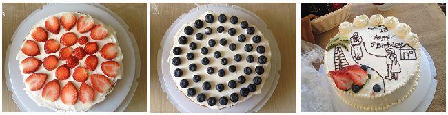 成人生日蛋糕的做法