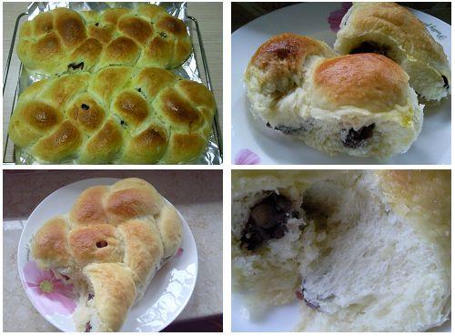 松软面包的做法