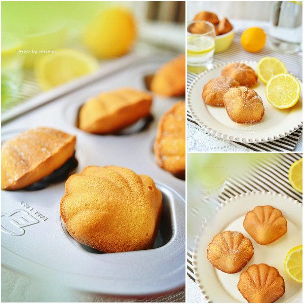 柠檬蜂蜜蛋糕的做法[爱美的家]
