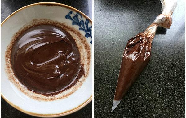 巧克力古早蛋糕的做法